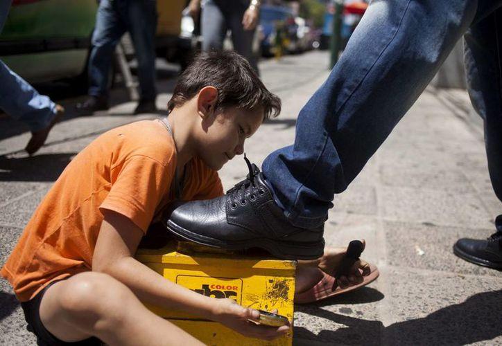 Según con datos del 2011, en Guatemala hay 850 mil niños trabajadores. (Archivo/EFE)