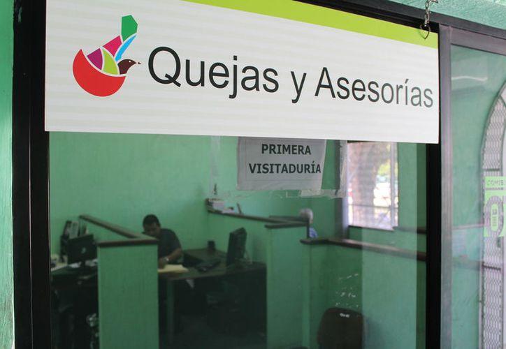 La Fiscalía continúa como la instancia más denunciada por presuntas violaciones a los derechos humanos. (Joel Zamora/SIPSE)