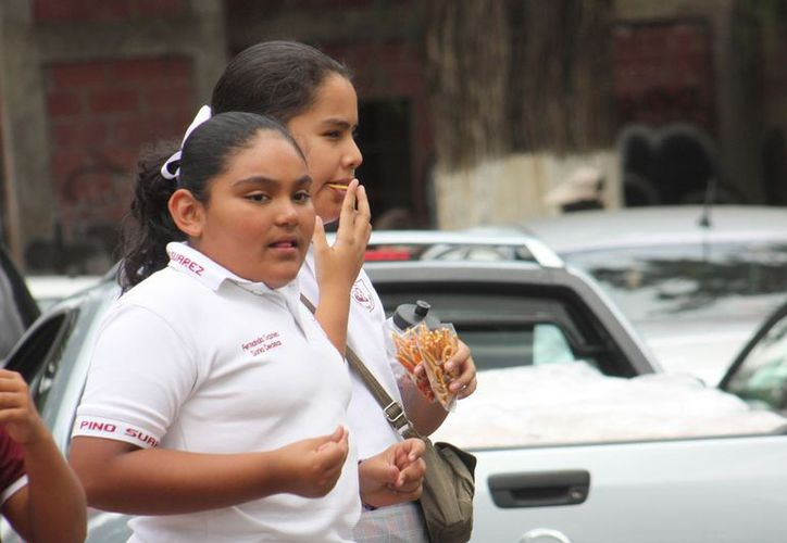 La obesidad es uno de los factores que desencadena insomnio. (Notimex)