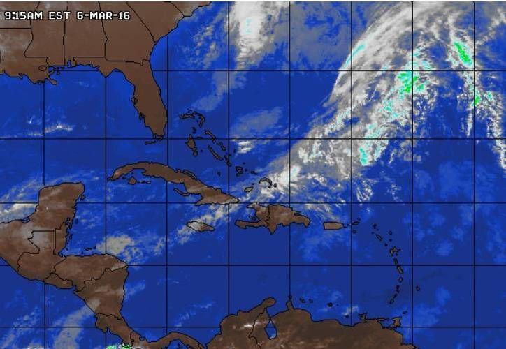 El clima en Quintana Roo para este domingo será cálido durante el día. (Cortesía/Trayectoria del huracán)