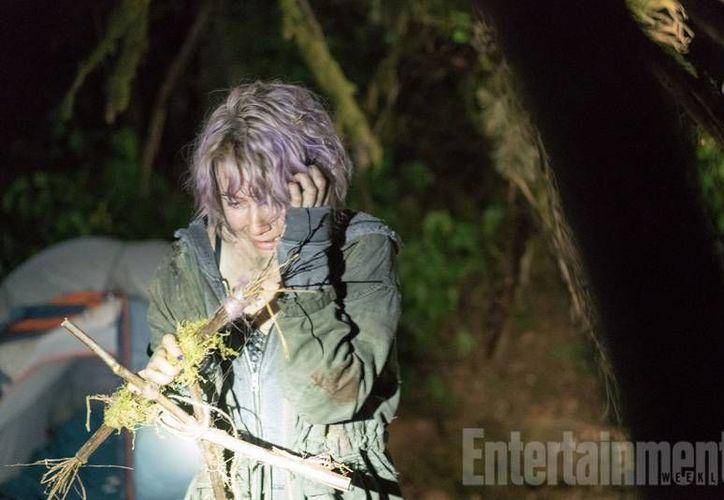 Imagen de 'Blair Witch', la nueva película de la Bruja de Blair. (Imagen tomada de www.ew.com)