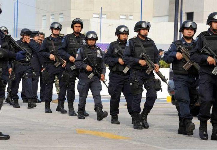 La búsqueda de los integrantes de la Policía Federal provocó el despliegue de 300 federales, para su localización. (Archivo/Notimex)