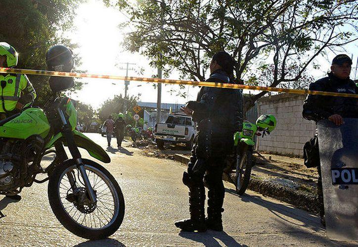 Estos ataques se suman al ocurrido este sábado en una estación de Policía ubicada en el barrio San José. (RT)