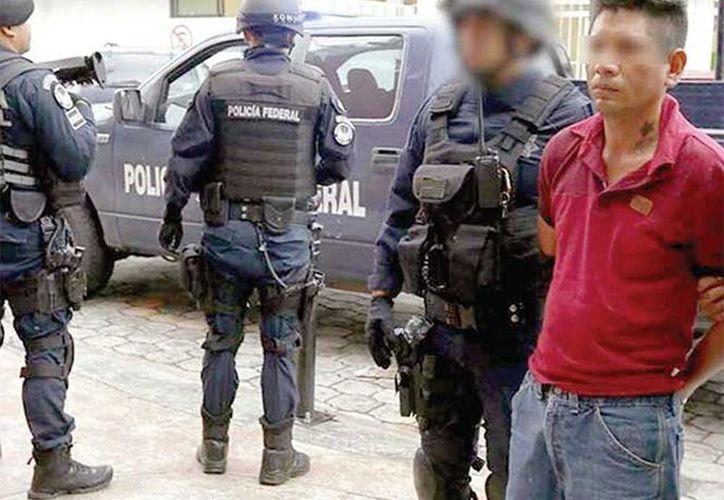 Ramón Martínez García fue ingresado al Centro de Prevención y Readaptación Social de Cuautitlán, donde se mantiene la medida cautelar de prisión preventiva oficiosa. (Policía Federal)