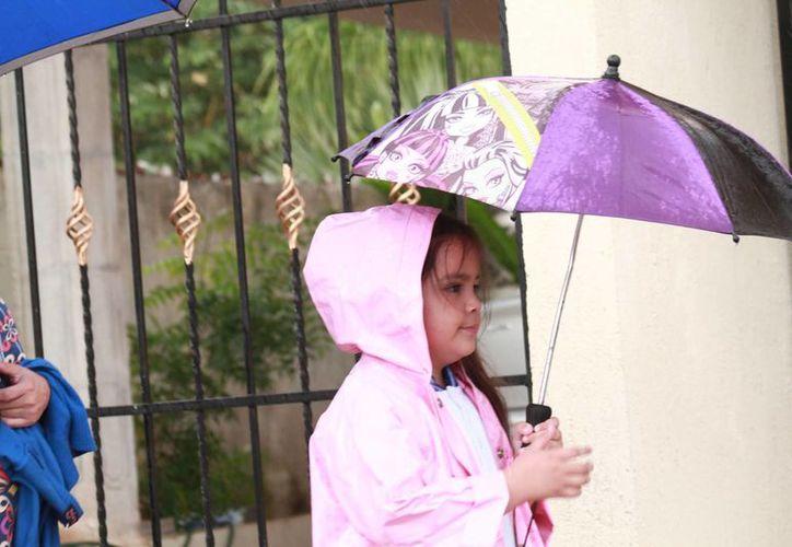 Para este jueves la Conagua pronostica más lluvias para Yucatán. (Jorge Acosta/SIPSE)