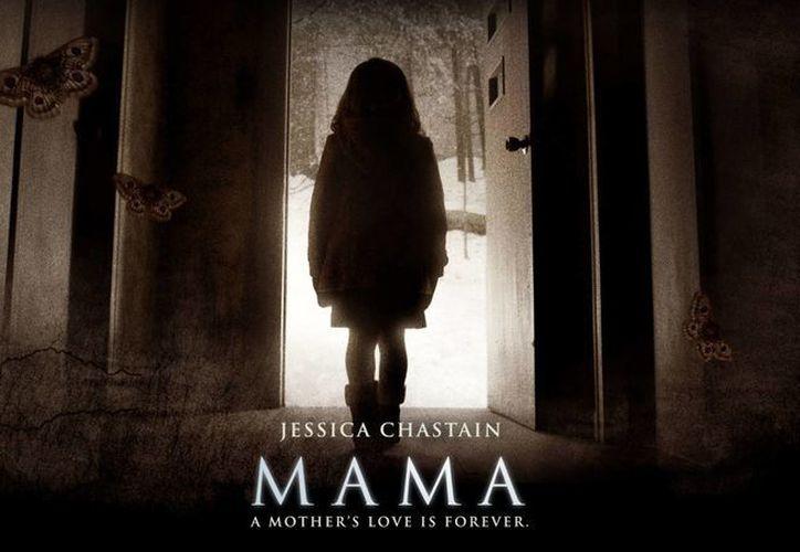 El terror provocado por 'Mama' ha gustado a los mexicanos. (mamamovie.com)