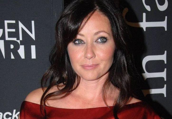 A la actriz ya le ha crecido el cabello tras revelar que su cáncer entró en remisión. (Foto: Contexto/Internet)