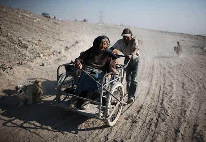 Los politécnicos ayudarán a cientos de habitantes marginados. (www.papelrevolucion.com/Contexto)