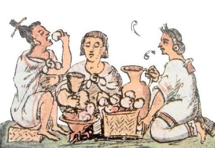 Antes de la llegada de los españoles, los aztecas tenían una especie de pan hecho con harina de amaranto. (canainpa.com.mx)