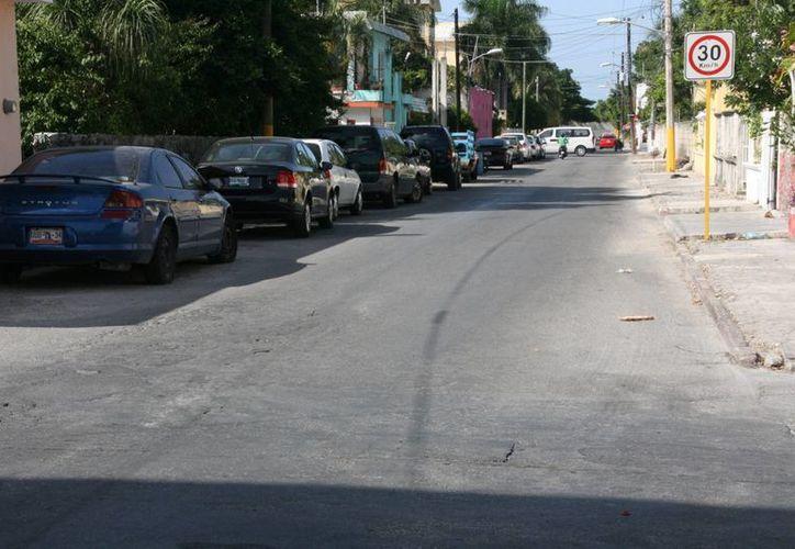 Un total de 109 mil metros cuadrados en distintos puntos de la isla serán atendidos con recursos del Fonden. (Irving Canul/SIPSE)