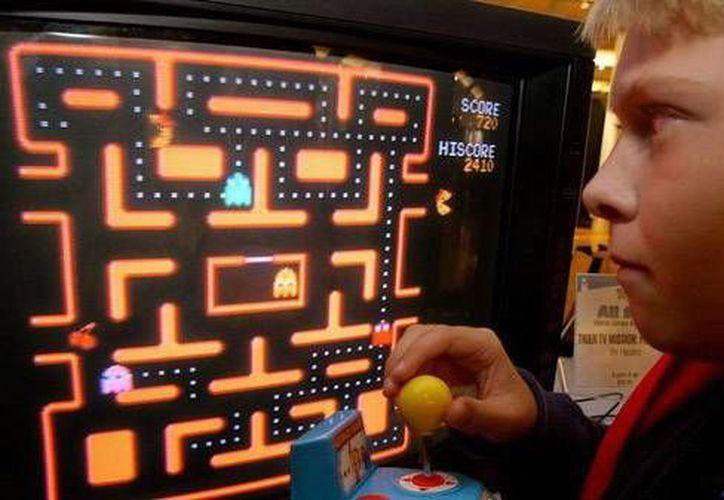 'Pacman' fue creado en 1980 y se convirtió en el videojuego de arcade más exitoso del mundo.(Archivo/AP)