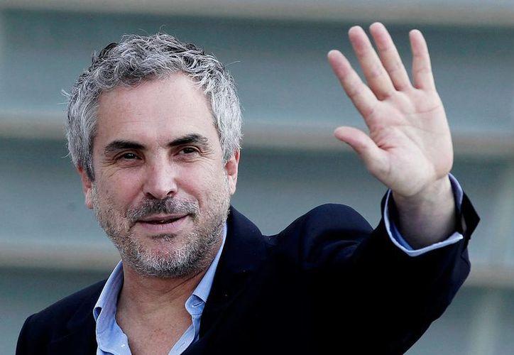 Los medios franceses conocieron la participación de Cuarón en Cannes unas horas antes de iniciar el Festival. (Archivo/SIPSE)