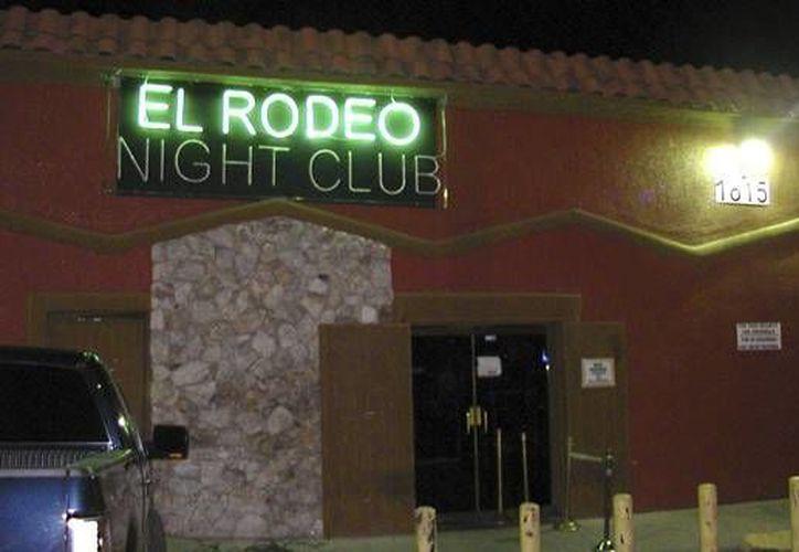 El Rodeo Night Club se ubica en el 1815 E. Charleston Blvd. casi esquina con Bruce, en Los Ángeles. (Foto: http://gruperalv.com)