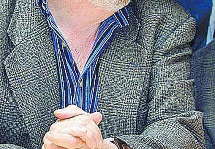 Luis Tomás Cervantes Cabeza de Vaca, falleció a los 70 años, por problemas cardiacos y diabetes. (Milenio)