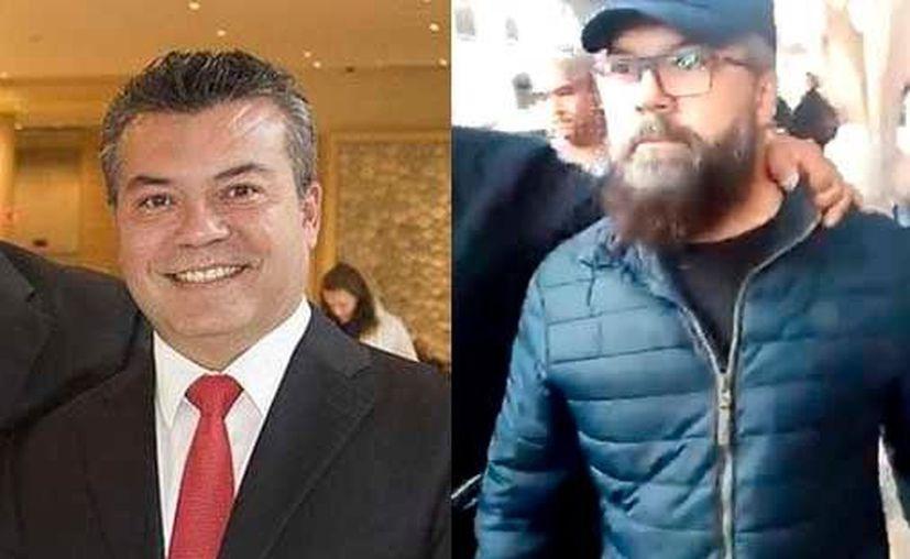 La captura fue parte de un trabajo entre integrantes de la Fiscalía del Estado, en coordinación con la misma dependencia en la Ciudad de México. (SIPSE)