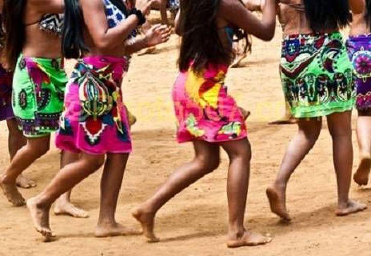 La activista Patricia Tobón dijo que en la etnia emberá, con unos 50 mil pobladores, se practica la mutilación genital femenina. Imagen de contexto. (Internet)