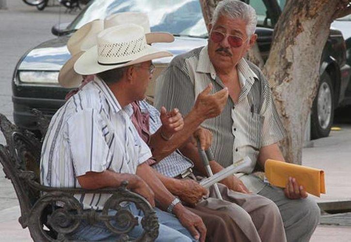 Diputados del PRI, PAN y PRD trabajan ya en las leyes secundarias para la aplicación del Seguro de Desempleo y la Pensión Universal para adultos mayores. (Milenio Digital)