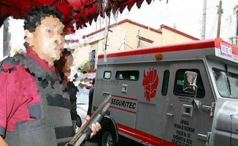 Las autoridades ya buscan al trabajador de la empresa Seguritec que huyó con un jugoso botín: 10 millones de pesos. (ultra.com.mx)