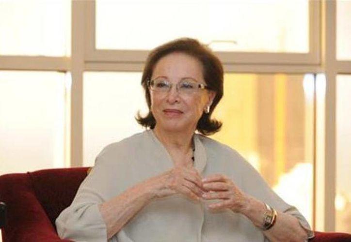 Muere la actriz Faten Hamama, exesposa del famoso actor Omar Sharif, en Egipto. (albawaba.com)