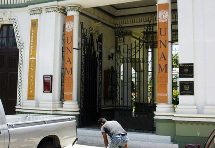El Centro Peninsular en Humanidades y Ciencias Sociales (Cephcis) UNAM Mérida se prepara para agregar a su plan de estudios clases de ruso o portugués. (Milenio Novedades)