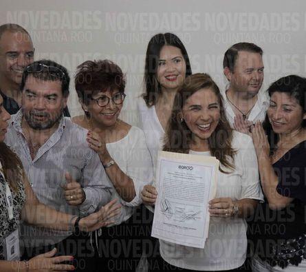 Morena gana nueve regidurías en Cancún