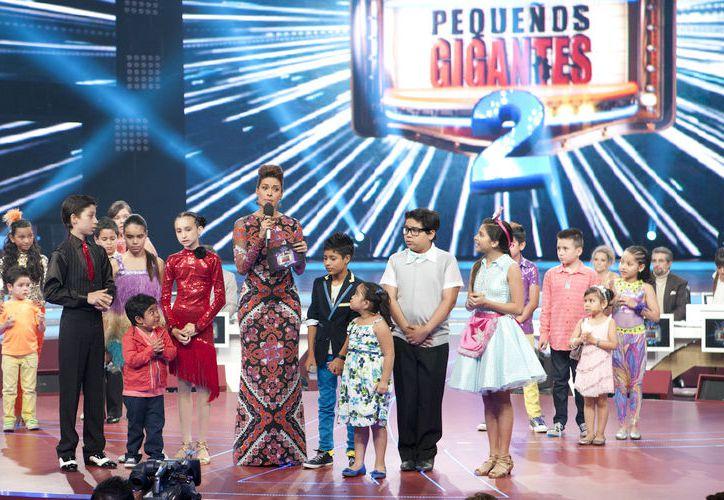 """El programa """"Pequeños Gigantes"""" salió al aire por primera vez en 2011 y es transmitido por Televisa. Esta sería la tercera temporada del show. (Foto: Google)"""