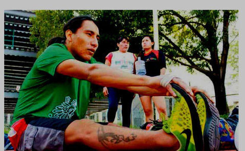 Alejandro aseguró que el deporte cambió su vida por completo. (Contexto)