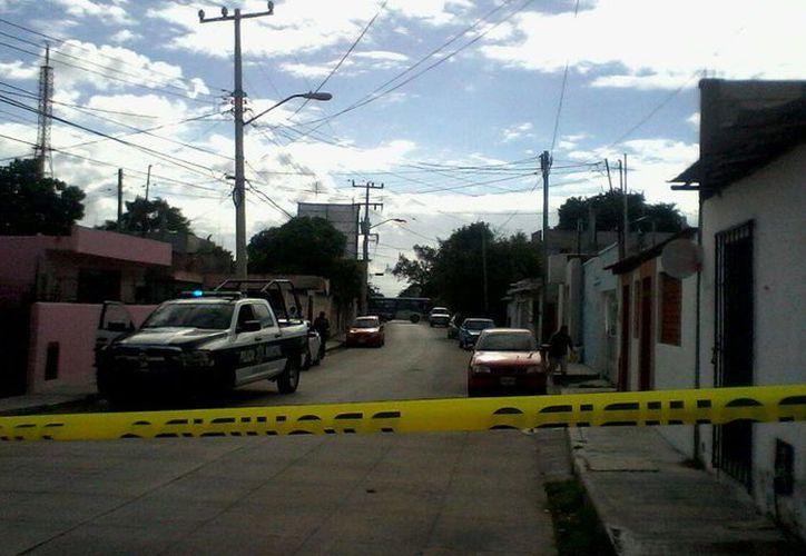 La tarde de hoy se reportó a una persona baleada en la Región 89. (Redacción/ SIPSE)