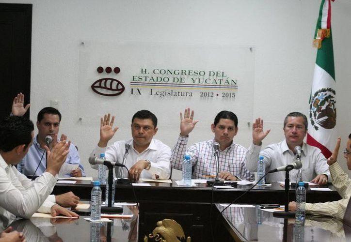 Diputados dieron el visto bueno a la convocatoria. (SIPSE)