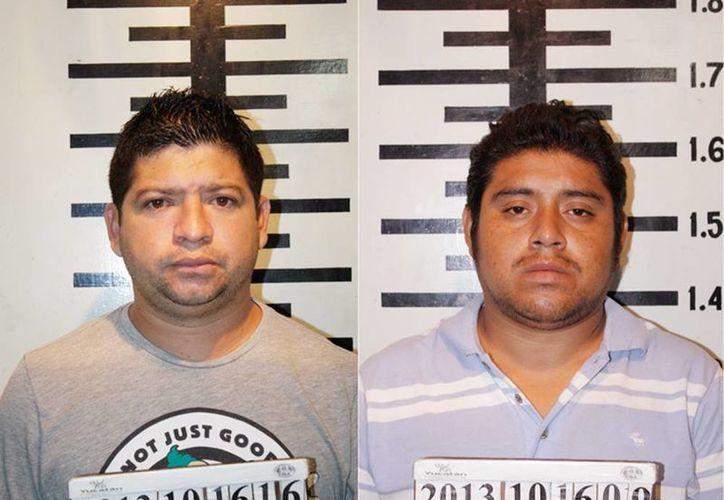Pedro Zacarías y Pablo González serán turnados al Centro de Reinserción Social. (Milenio Novedades)