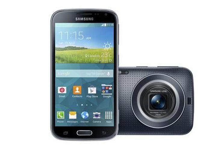 """El nuevo celular cuenta con 20.7 megapixeles y un zoom 20x, así como una función para """"Selfies"""", entre otras cosas. (Foto: www.samsung.com)"""