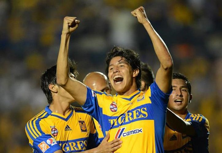 El tigre Hugo Ayala minimizó el hecho de que fue llamado al Tri por baja de Carlos Salcido. (Facebook/Hugo Ayala)
