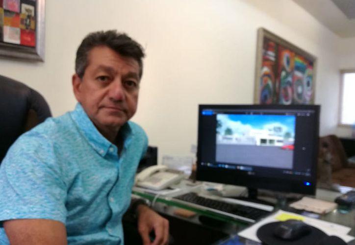 Ricardo Siqueff Wabi, de Brisas Inmobiliaria y Construcciones. (Milenio Novedades)