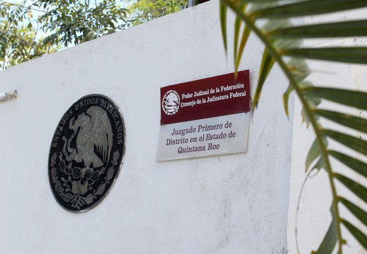 La ex titular del Ipae durante el gobierno del Félix González Canto busca evitar que sea detenida. (Joel Zamora/SIPSE)