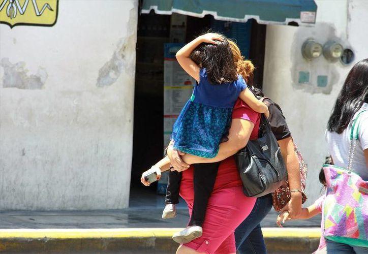 La temporada de calor comprende de la tercera semana de marzo a la tercera semana del mes de octubre. (Uziel Góngora/SIPSE.com)
