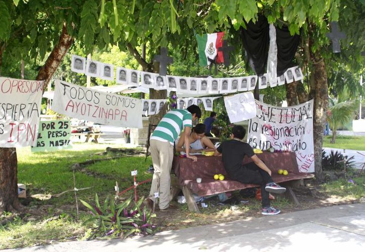 Piden que la libre expresión y manifestación de sus ideas, sin importar la postura, deban de ser garantizados por los gobiernos del país. (Harold Alcocer/SIPSE)