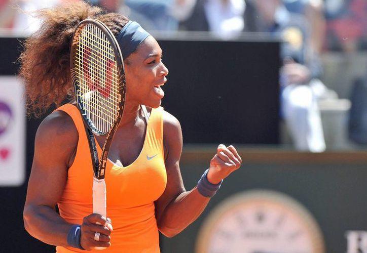 La menor de las Williams ha conquistado 10 de los últimos 13 torneos disputados. (Foto: EFE)