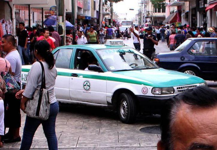 En el caso de Taxiplus, la empresa cuenta actualmente con 80 unidades en operación, y de su labor dependen más de 200 familias. (SIPSE)