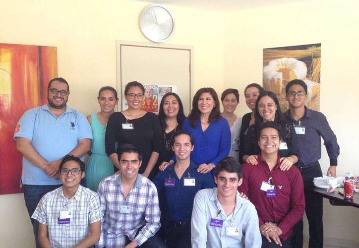 La Feyac busca que estudiantes realicen servicio social con causa. (Cecilia Ricárdez/SIPSE)