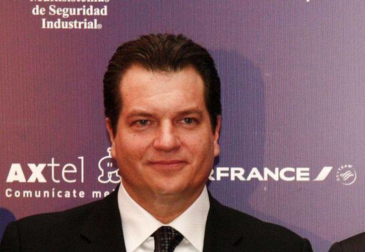 Miguel Alemán Magnani, presidente de Grupo Alemán, asegura que antes de concretar la compra de Oceanografía deberán revisar los números de la empresa. (legrandjournal.com.mx)