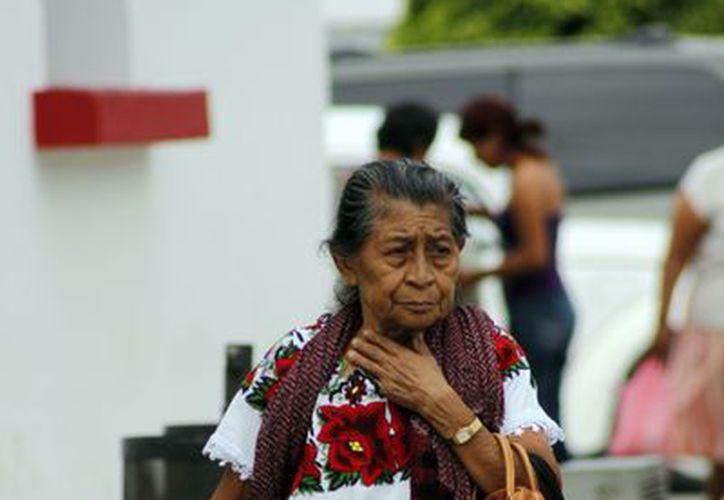La cultura y la lengua maya se han ido perdiendo con el paso de los años. En la actualidad unas 600 mil personas conservan la lengua maya en Quintana Roo. (Enrique Mena/SIPSE)