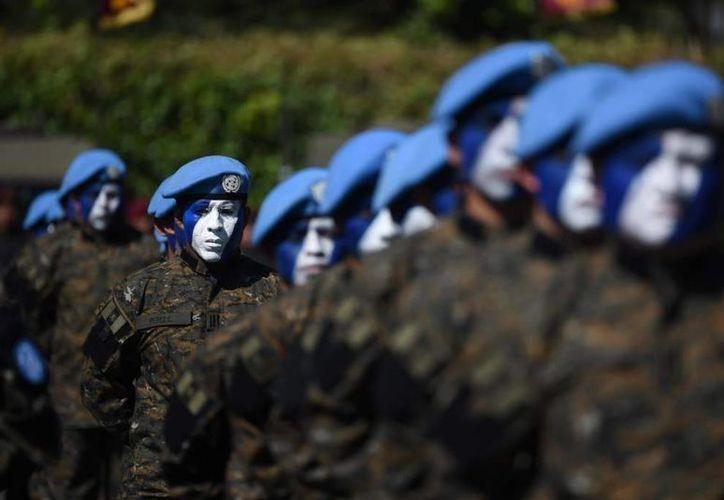 La tensión aumentó entre Belice y Guatemala, que movilizó 3 mil efectivos a la frontera de ambos países. (Contexto/Internet)
