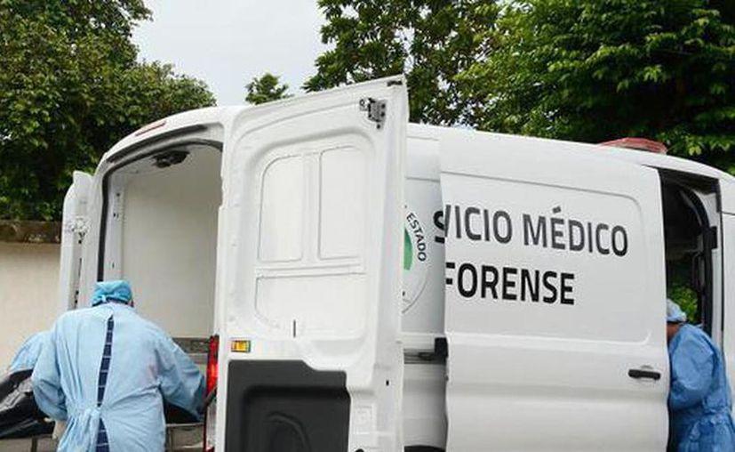 Hasta el lugar llegó personal del Semefo. (Foto de contexto/Archivo/Novedades Yucatán)