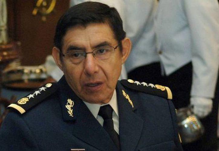 Tomás Ángeles, otro involucrado en el caso, ya es asesor de Sedena. (Archivo/Notimex)