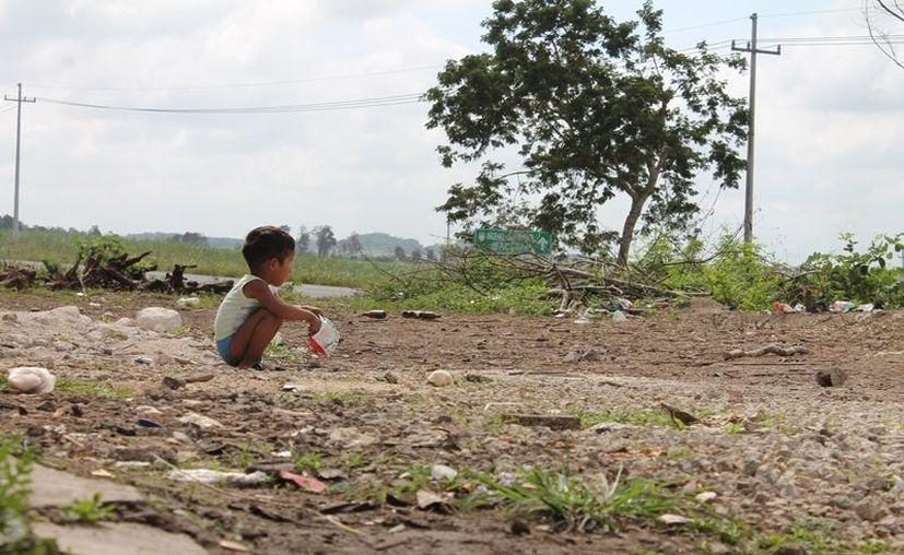 Los municipios de Othón P. Blanco y Benito Juárez se encuentran entre los 400 más pobres del país. (Edgardo Rodríguez/SIPSE)