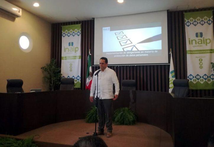 Francisco Javier Acuña. (Foto: Milenio Novedades)
