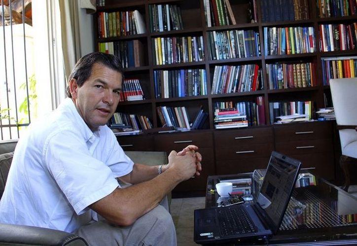 Patricio Patrón es uno de los exgobernadores que no refrendaron su miitancia panista. (SIPSE)
