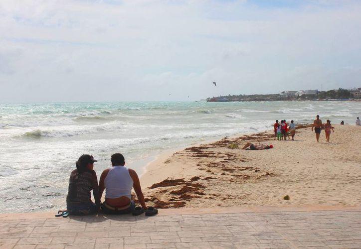Prevén afectaciones al turismo por mal tiempo. (Daniel Pacheco/SIPSE)