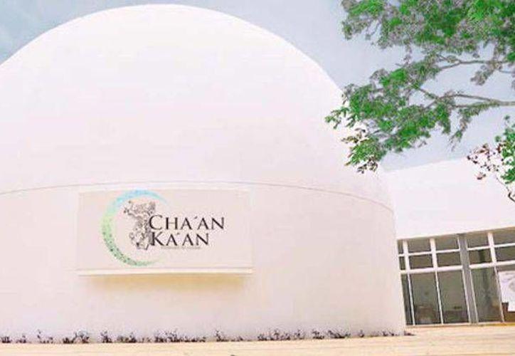 El Planetario de Cozumel ofrece diferentes actividades durante el mes. (Redacción/SIPSE)