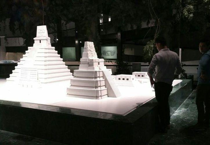 Después de 16 años de abandono, con la nueva estrategia de rehabilitación de espacios, se busca revivir al Museo de la Cultura Maya como referente turístico del sur del estado. (Carlos Castillo/SIPSE)